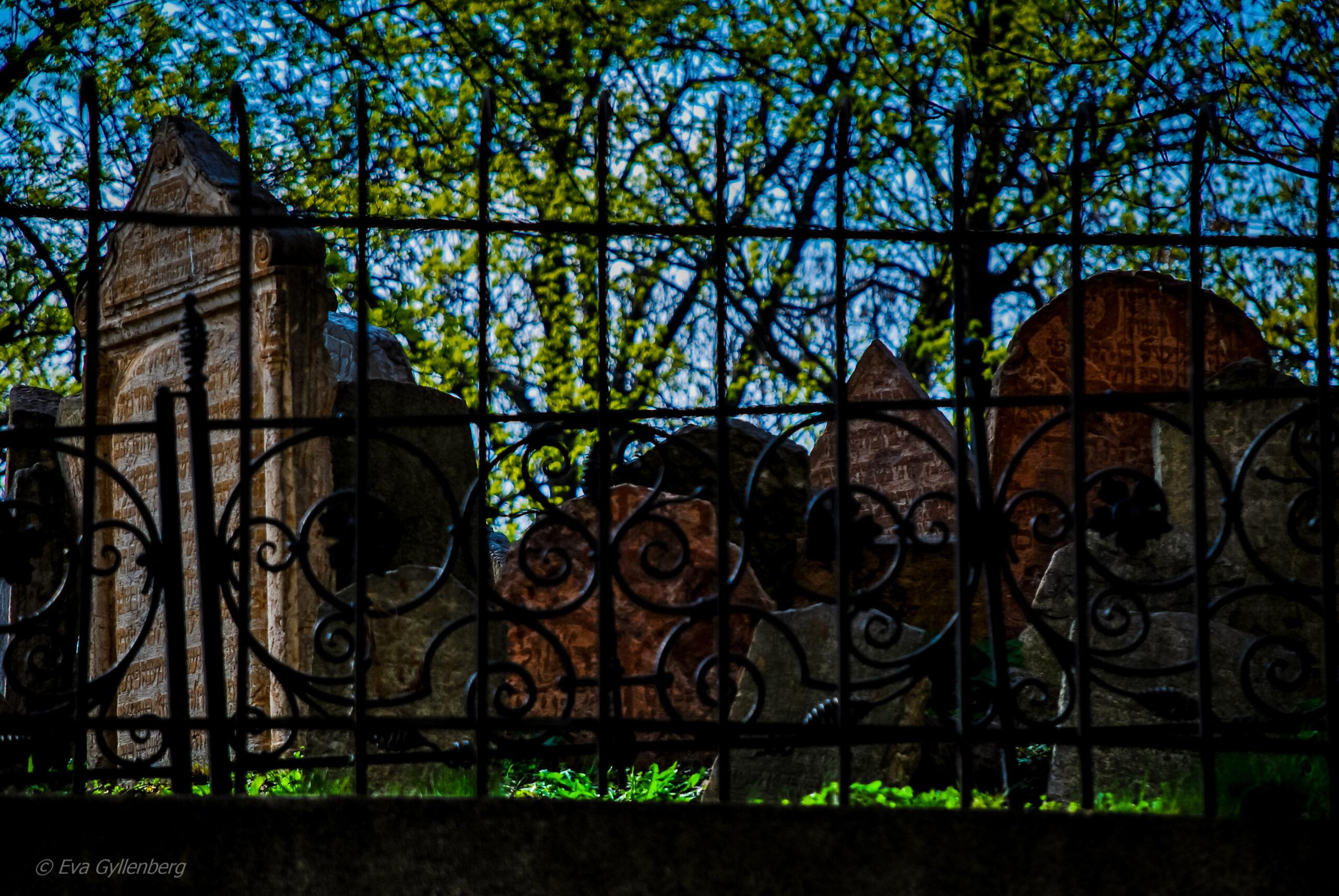 Judiska kvarteren - Prag-Tjeckien