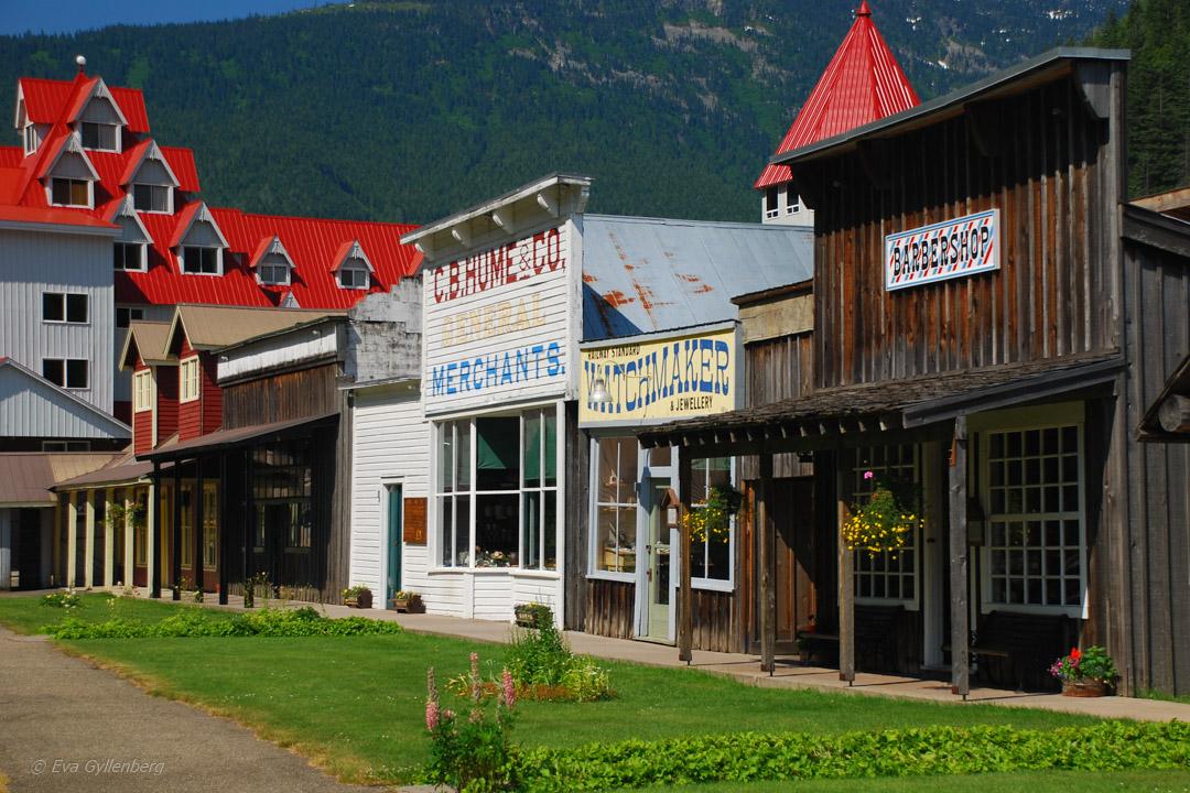 Road trip i British Columbia del 3: Banff -> Vancouver 25