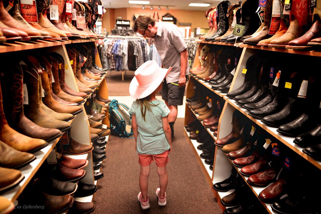 Boot barn Tucson