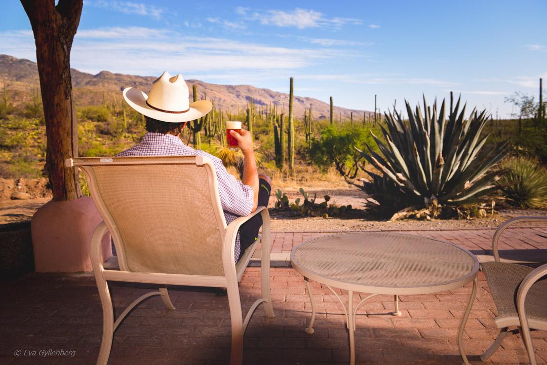 Ranchäventyr på Tanque Verde Ranch i Arizona 6