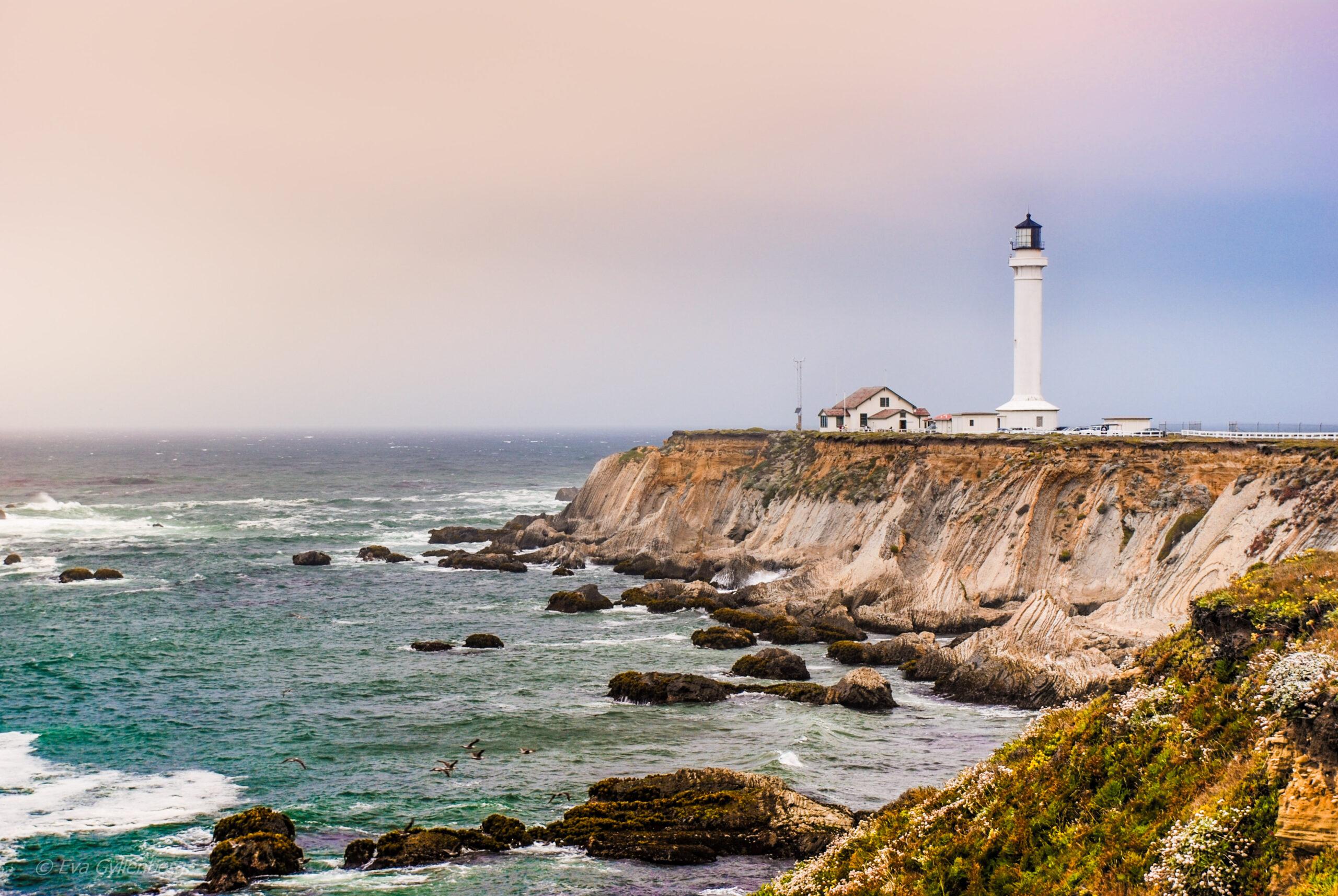 Point Area Lighthouse - Kalifornien - USA