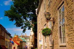 Québec - planer för 12 dagars bilsemester 70
