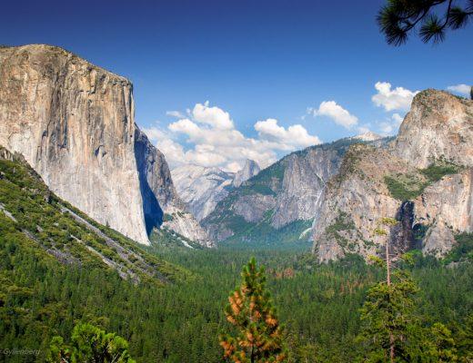 Tunnel View - Yosemite