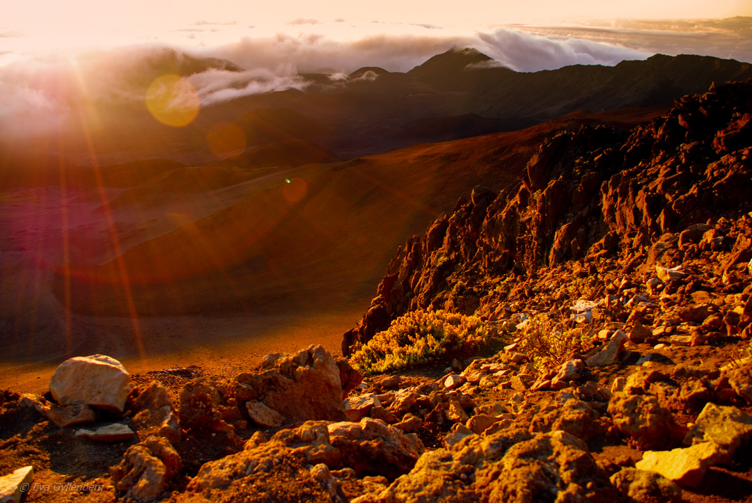 Soluppgång på Haleakalā – Vulkanäventyr på Maui