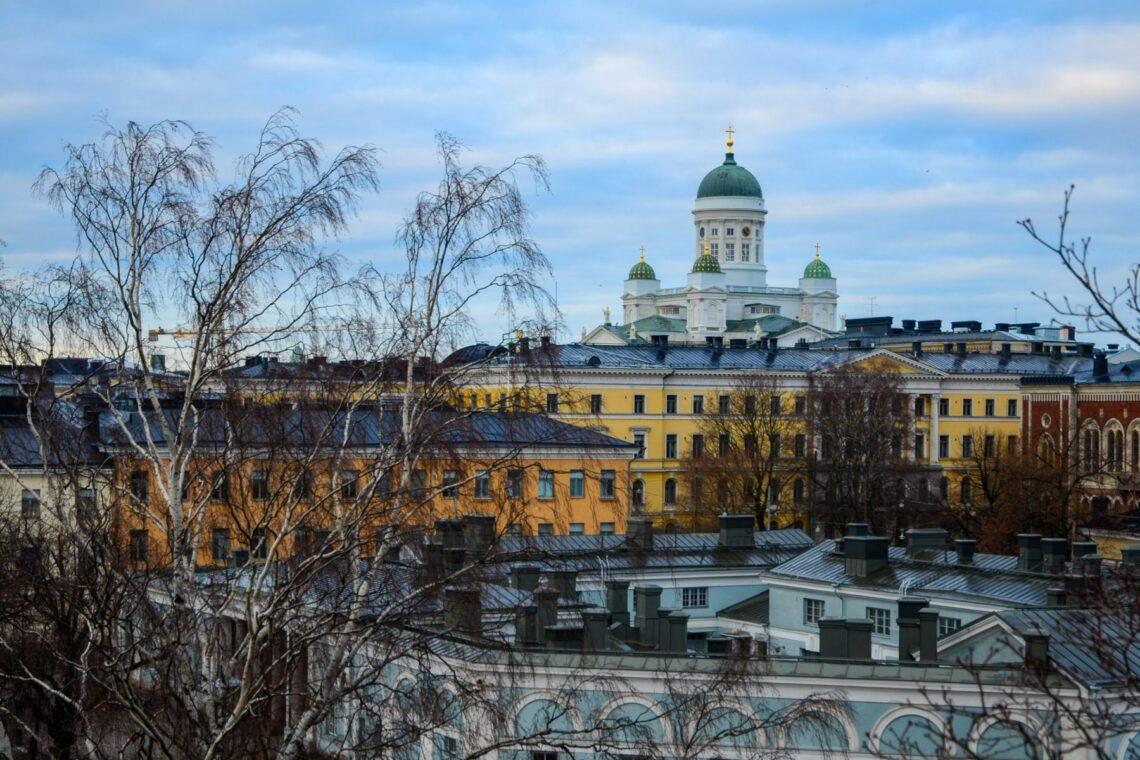 Jul i Helsingfors 1