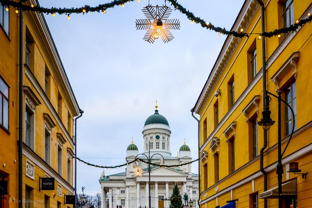 Helsingfors i juletid