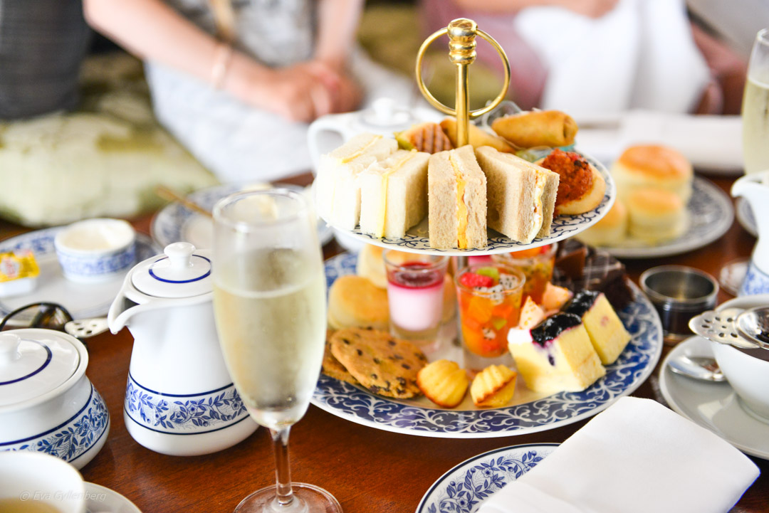 Centara Hua Hin Afternoon Tea