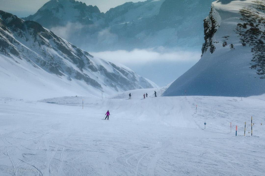 Grindelwald First Jungfrau