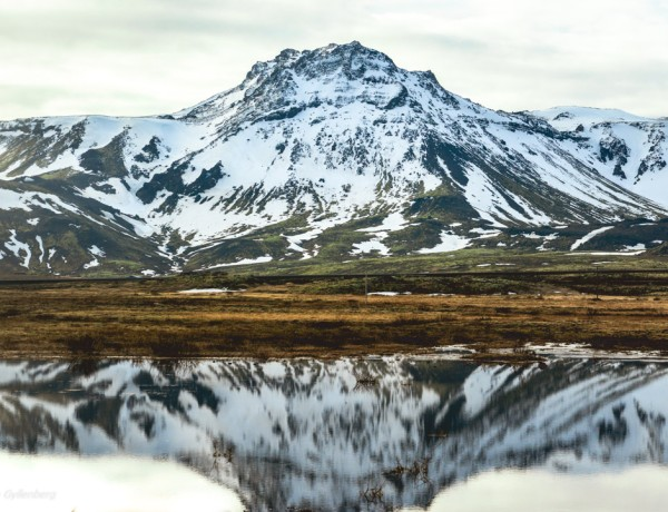 Island - Reflektioner