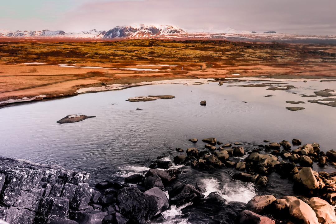 Island - Tingvalla nationalpark