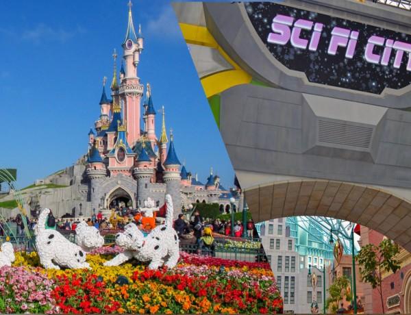 Disneyland eller Universal Studios - vilken park ska man välja? 4