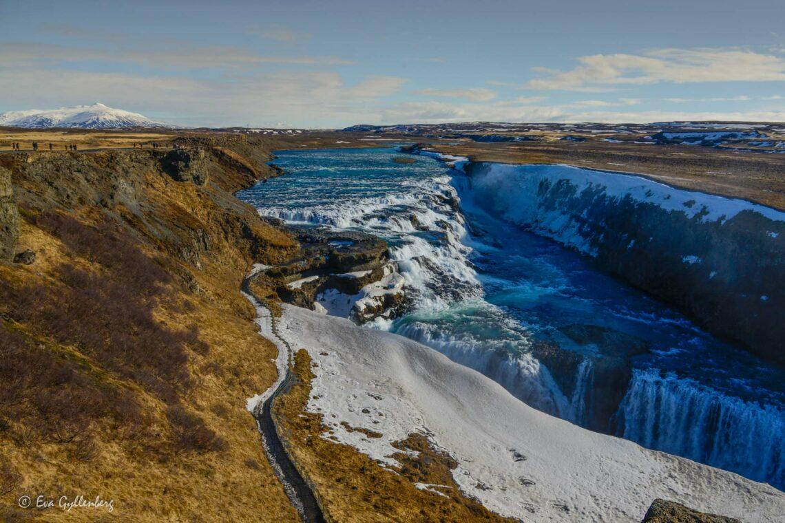 Golden circle - den klassiska dagsutflykten från Reykjavik 1