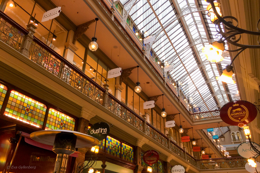 Sydney Shopping