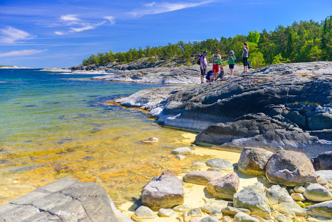 Utö - vandring runt norra ön 14