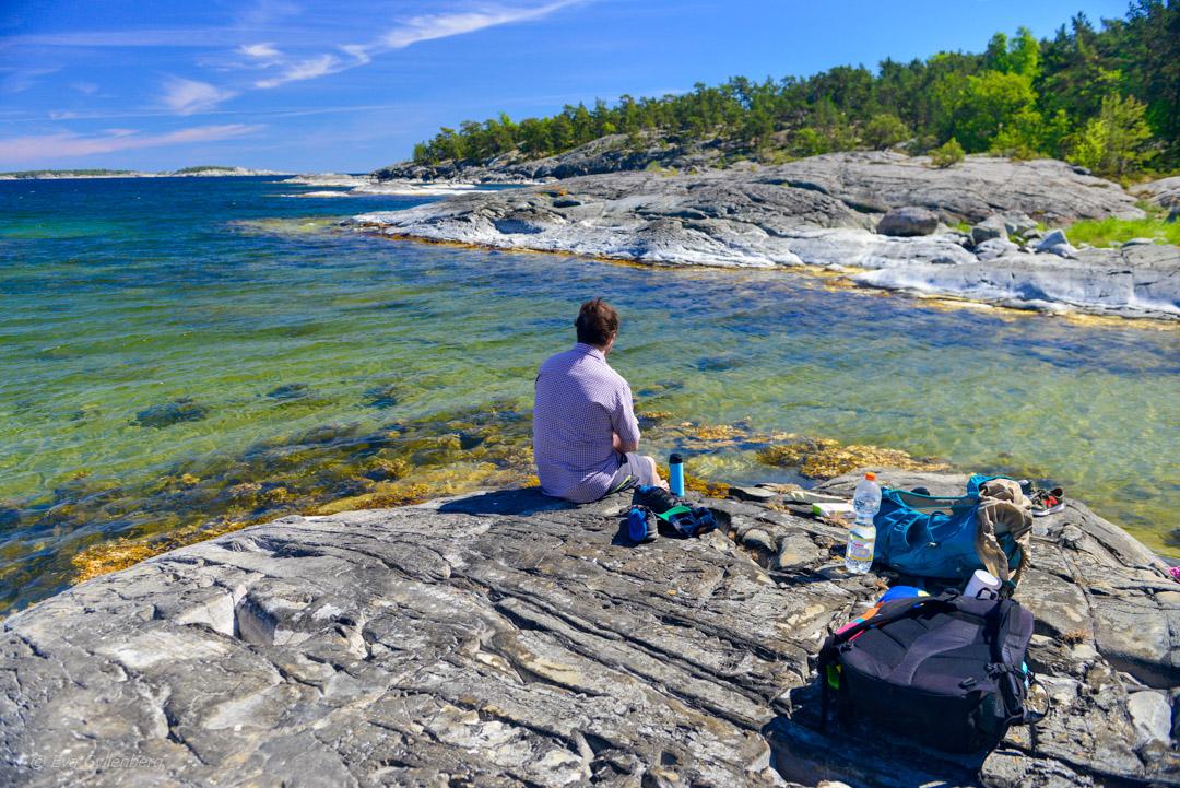 Utö – vandring runt norra ön