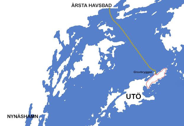 Utö - vandring runt norra ön 6