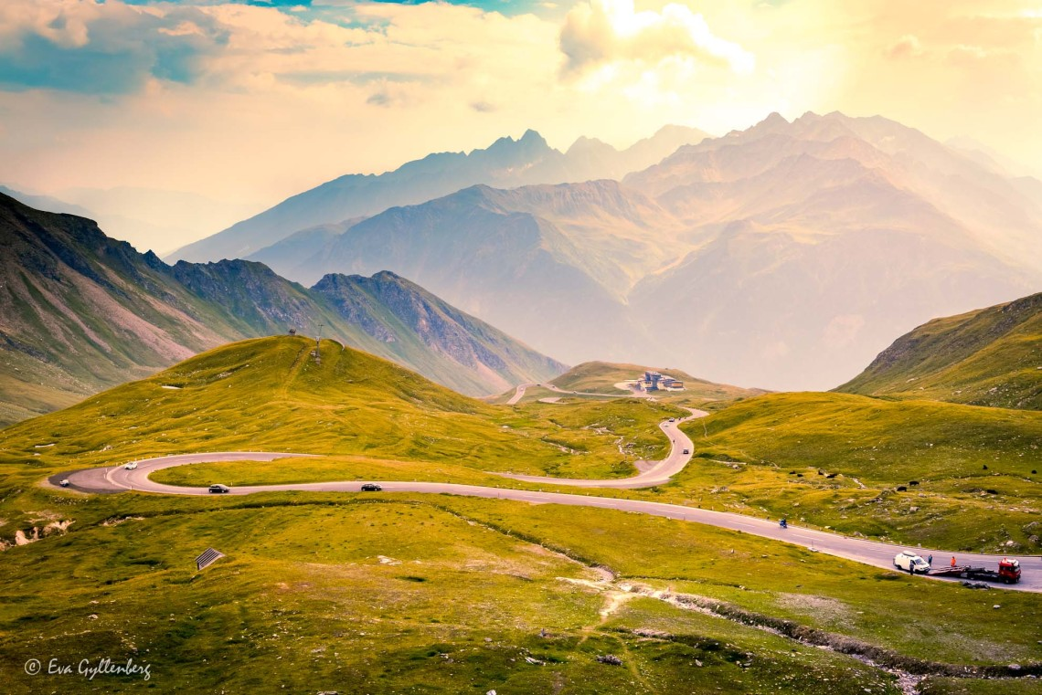 Grossglockners alpväg - Bila i Österrike på Europas vackraste väg 1