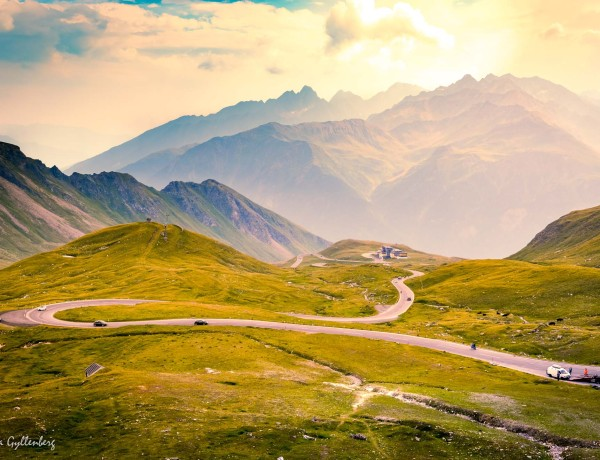 Grossglockners alpväg - Bila i Österrike på Europas vackraste väg 12