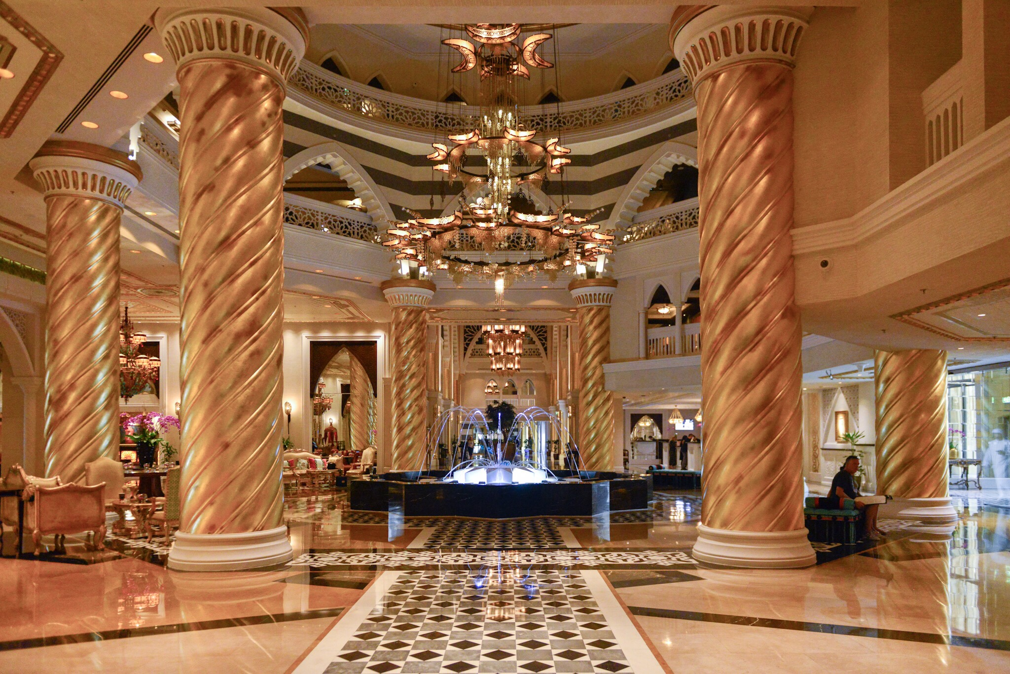 Jumeirah Zabeel Saray, Dubai 7