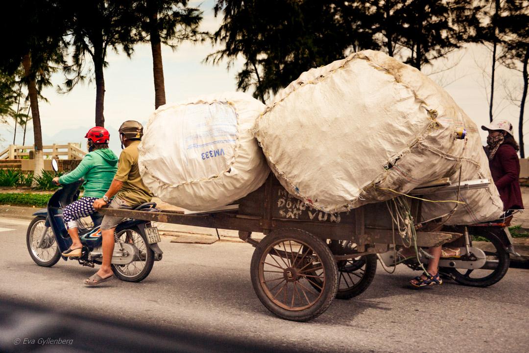 Trafik i Da Nang