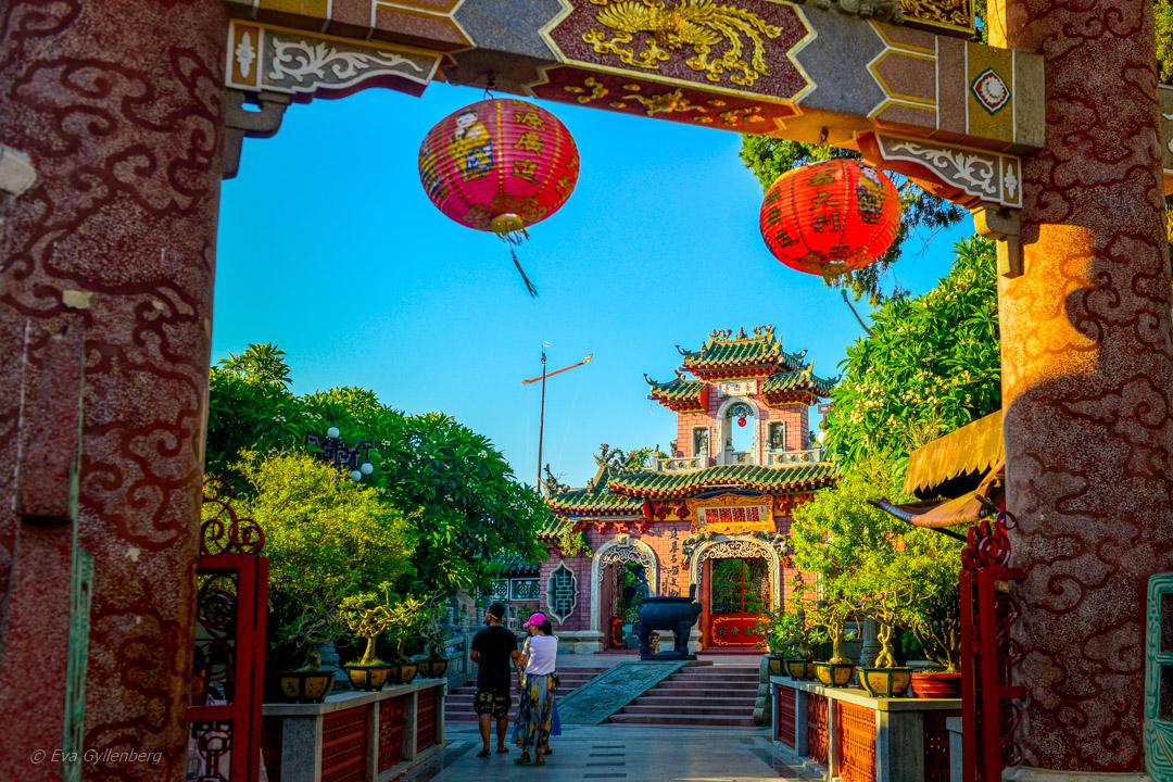Gamla staden i Hoi An, Vietnam