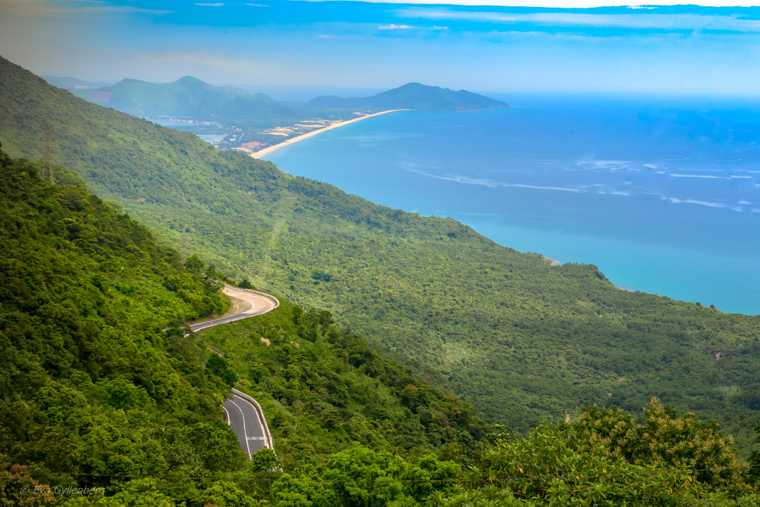 Hai Van Pass – en av världens vackraste vägar