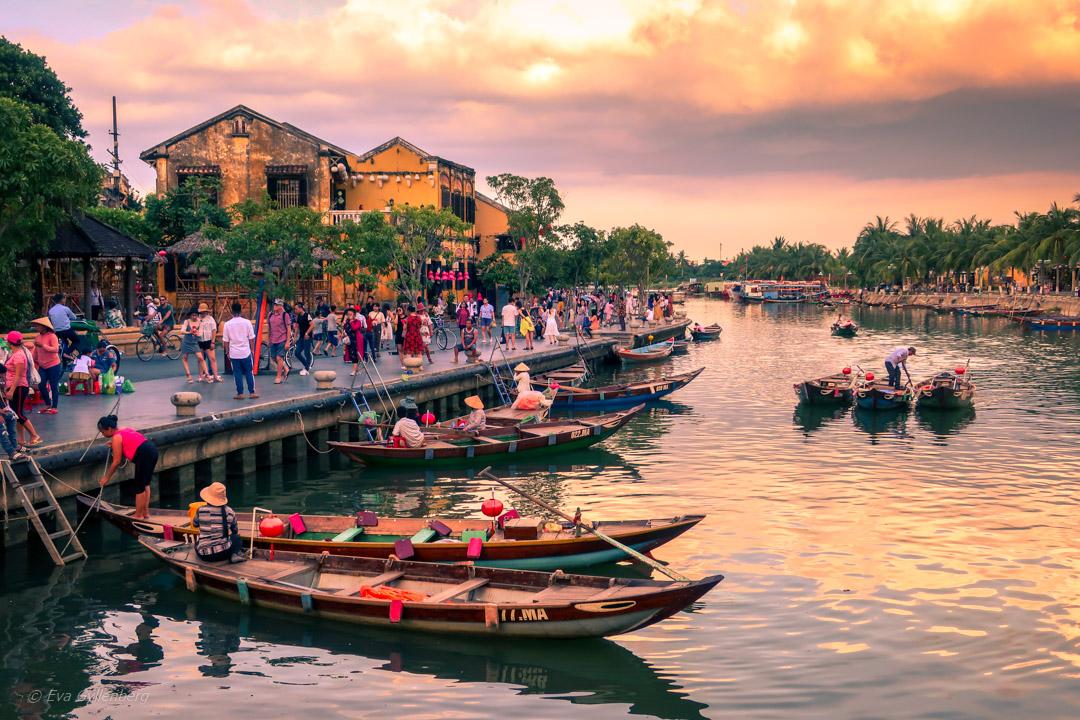 Reseguide till Hoi An, Vietnam