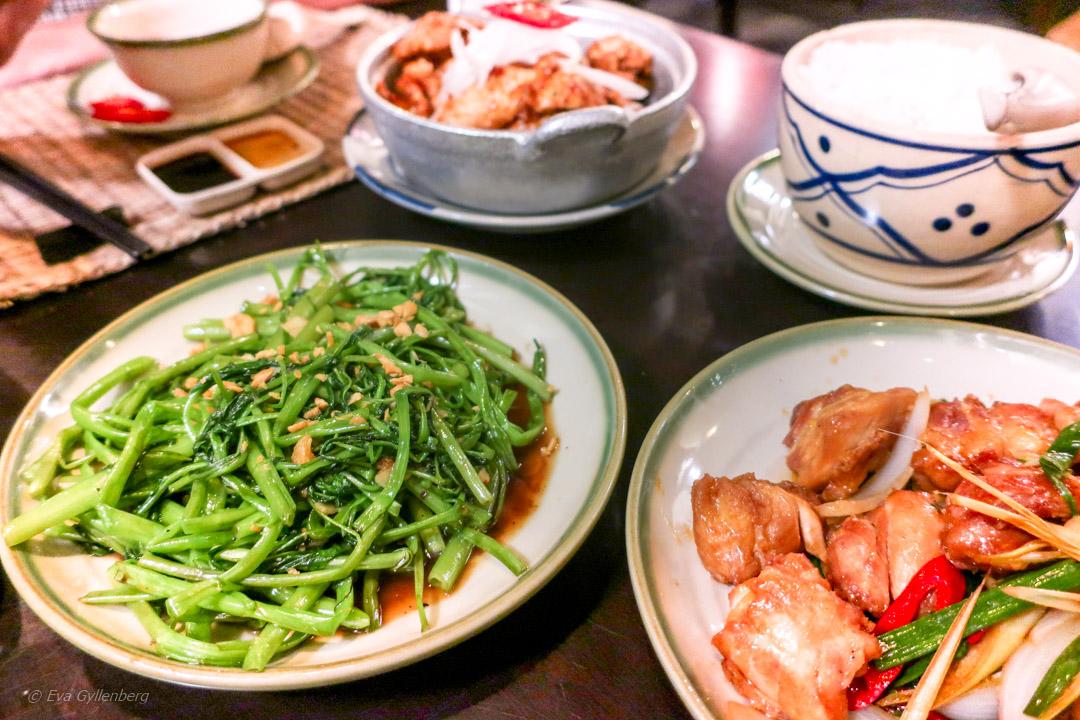 Matguide till Vietnam