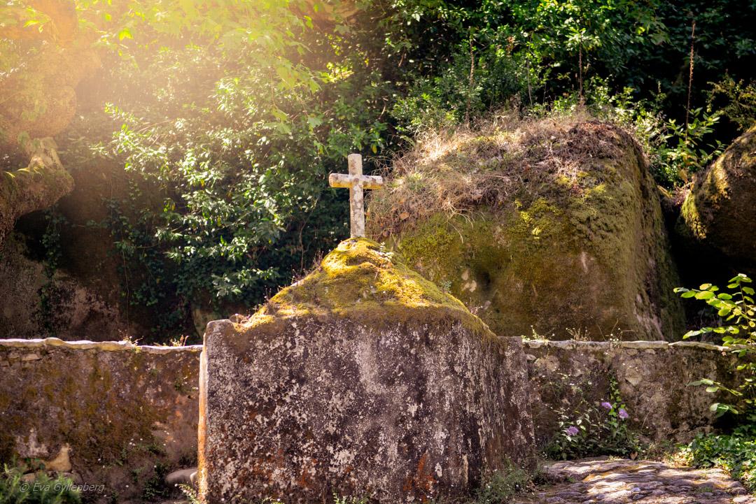 Convento dos Capuchos - Det övergivna klostret 21
