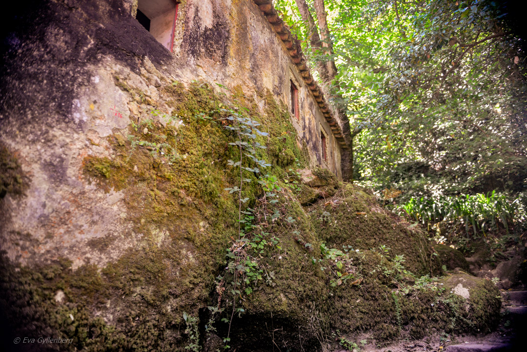 Convento dos Capuchos - Det övergivna klostret 27