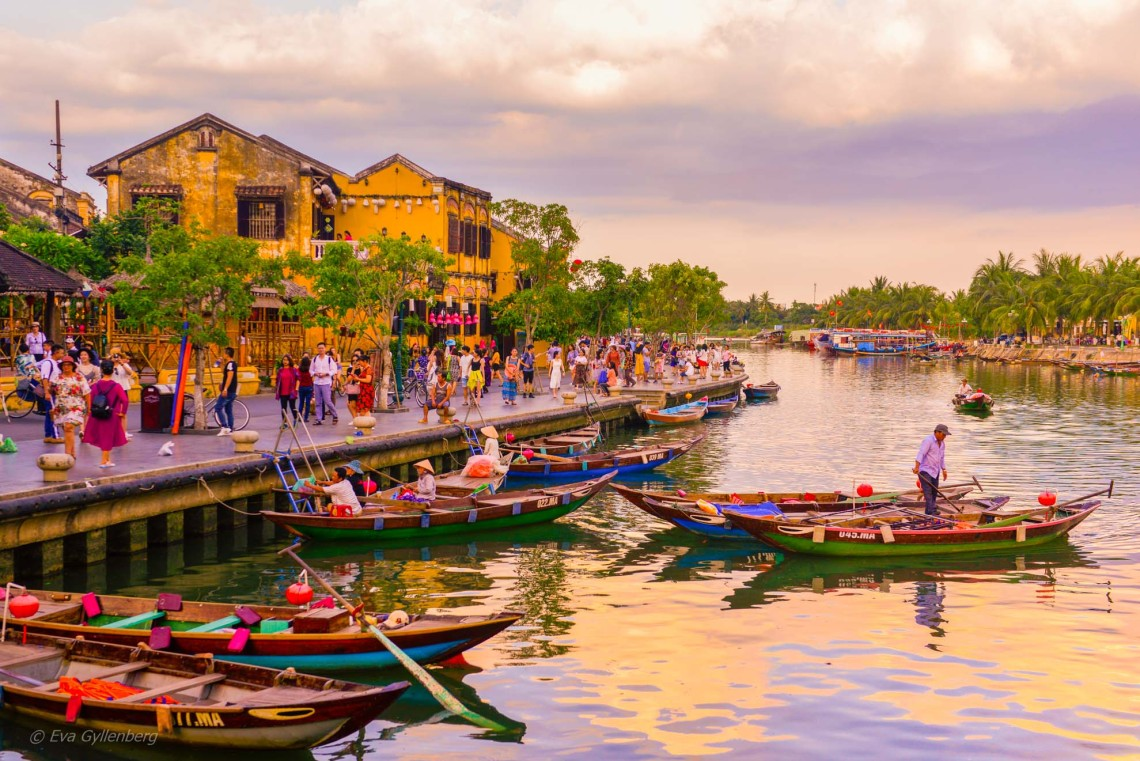 Reseguide till Hoi An, Vietnam 1