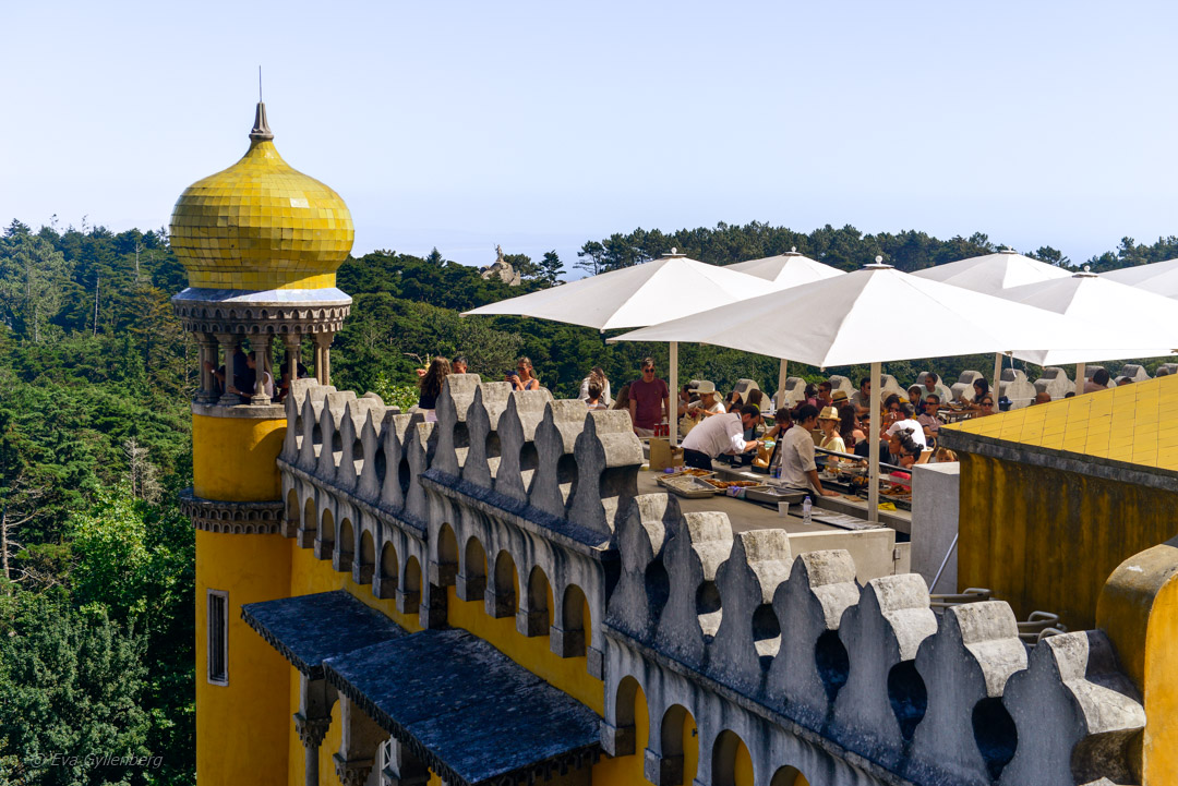 Pena Palace - Sintra - Portugal