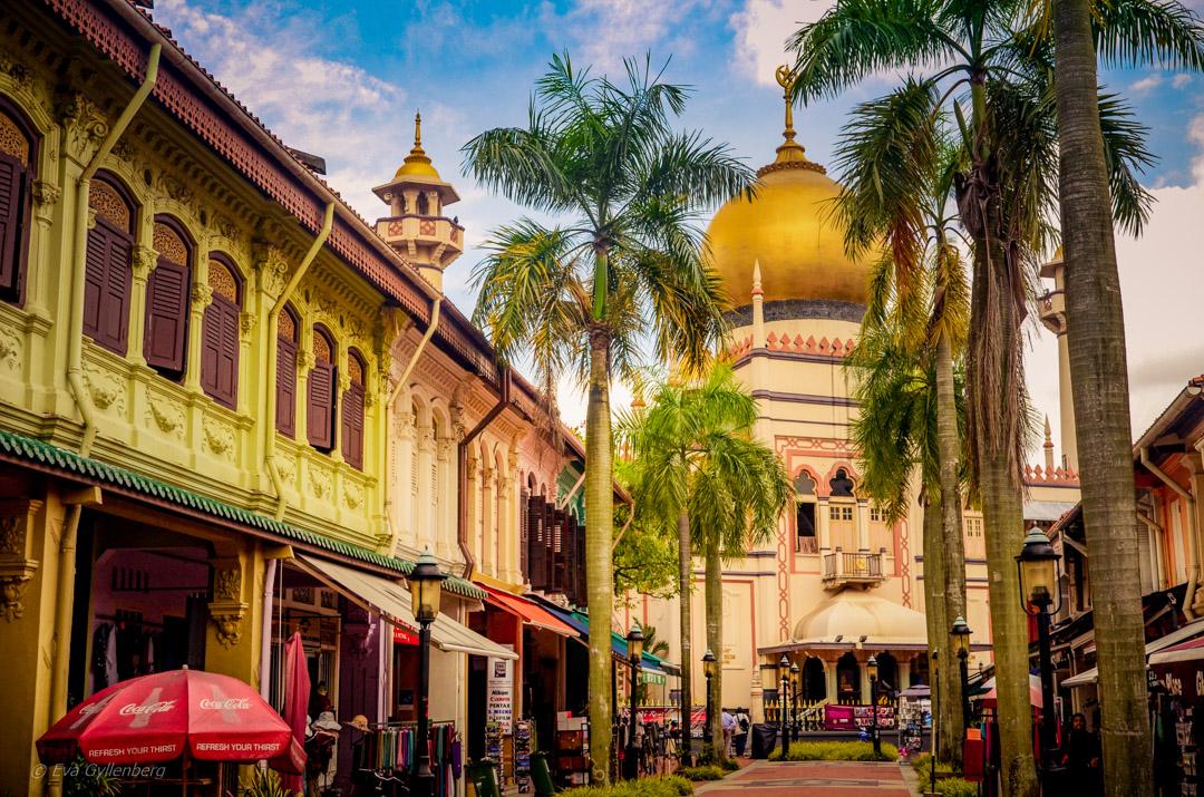 Kampong Glam - Singapore