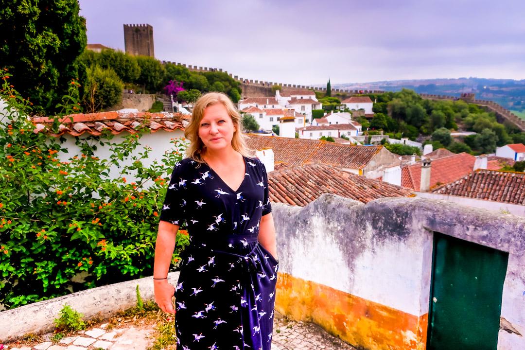 Óbidos - Portugals egna Santorini 6
