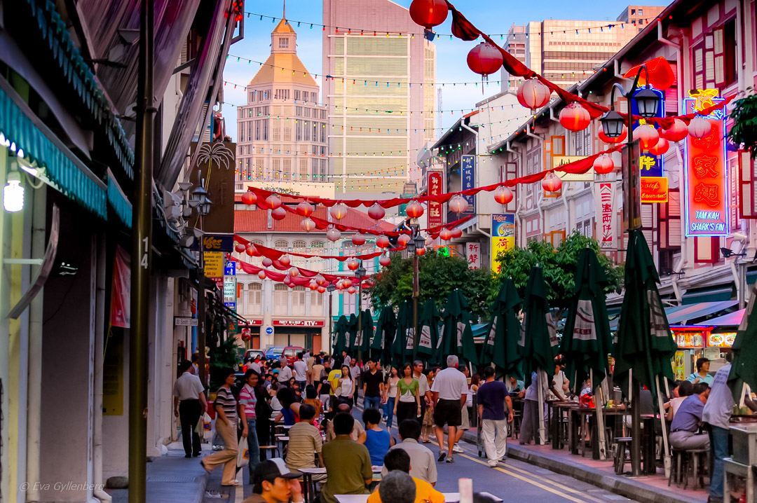 Singapore Chinatown Foodstreet