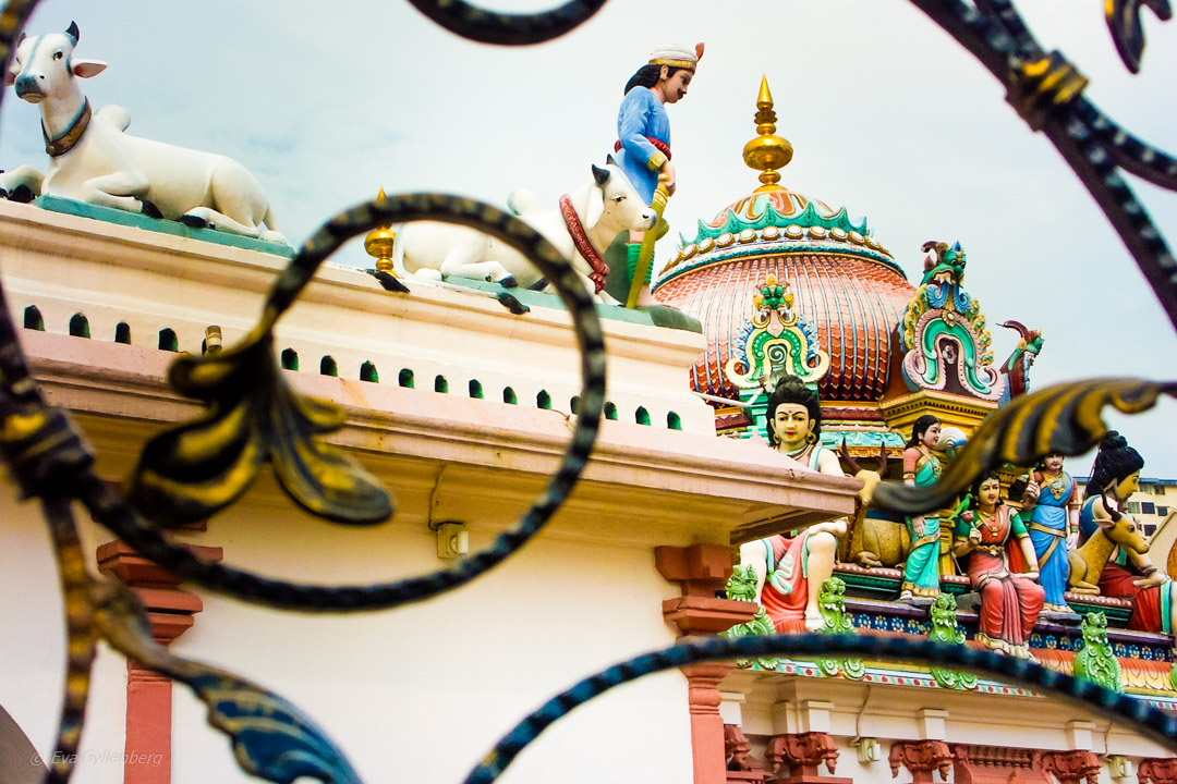 Sri MariammanHindu temple
