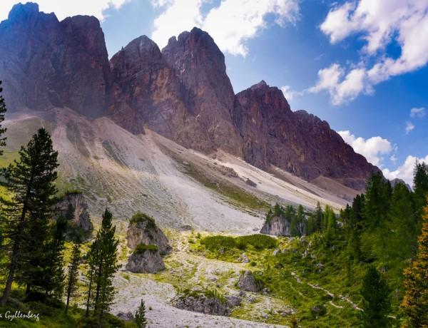 Vandring i Dolomiterna - Val di Funes 5