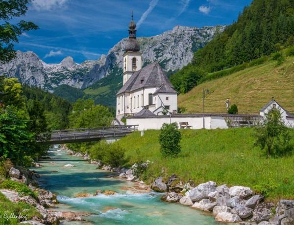 Kring nationalparken Berchtesgaden - Tysklands vackraste hörn 10