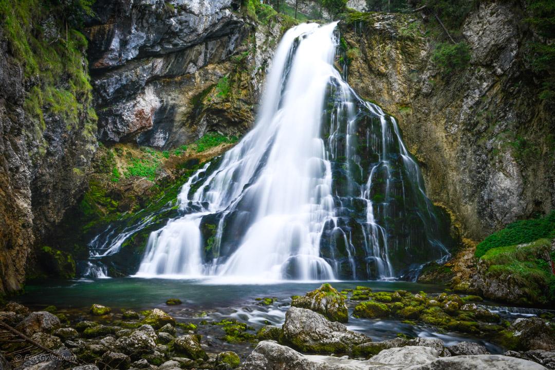 Gollinger Wasserfelle - Österrike