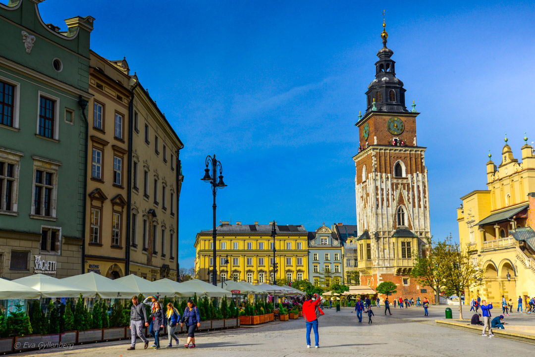Hemma igen från Krakow – mitt första besök i Polen!
