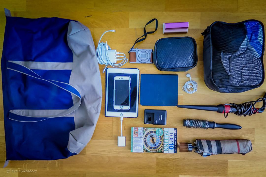 Resa med enbart handbagage – upp till bevis!