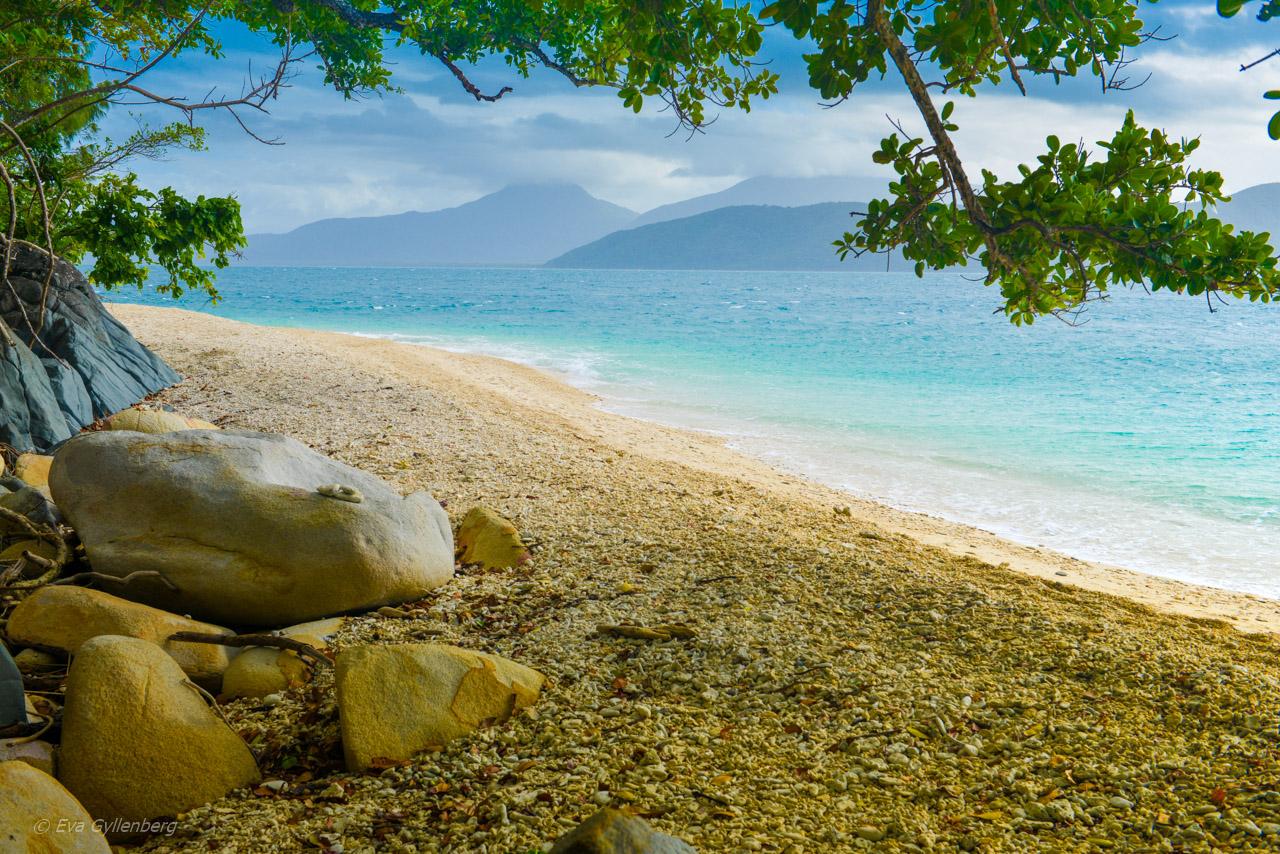 Fitzroy Island - Nudey Beach