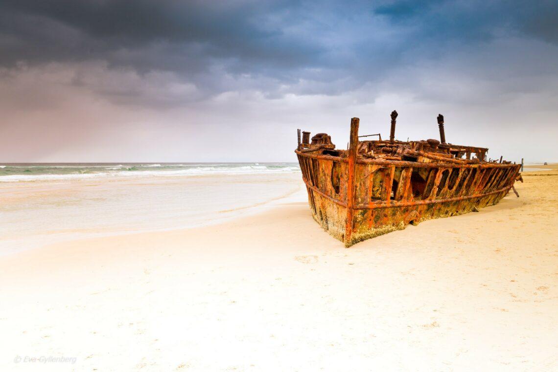 Fraser Island - världens största sandö 1