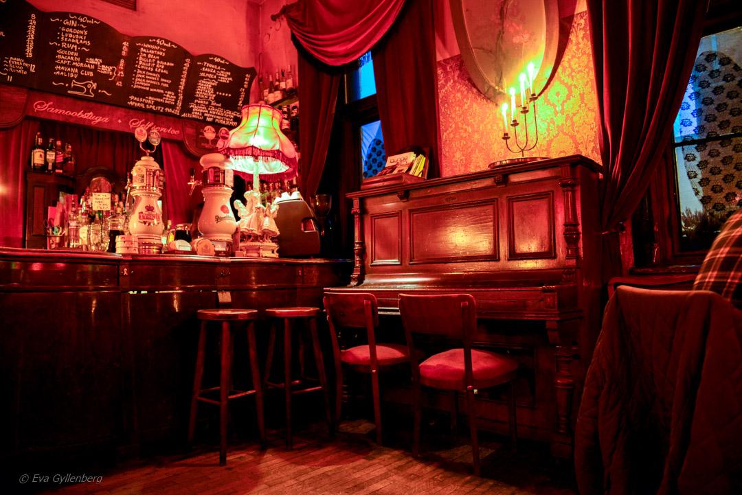 Singer café Krakow