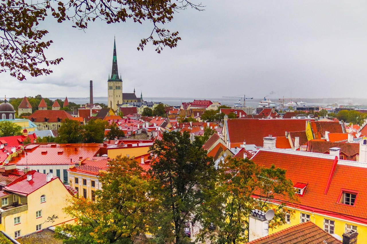Hemma igen från en weekend i Tallinn!