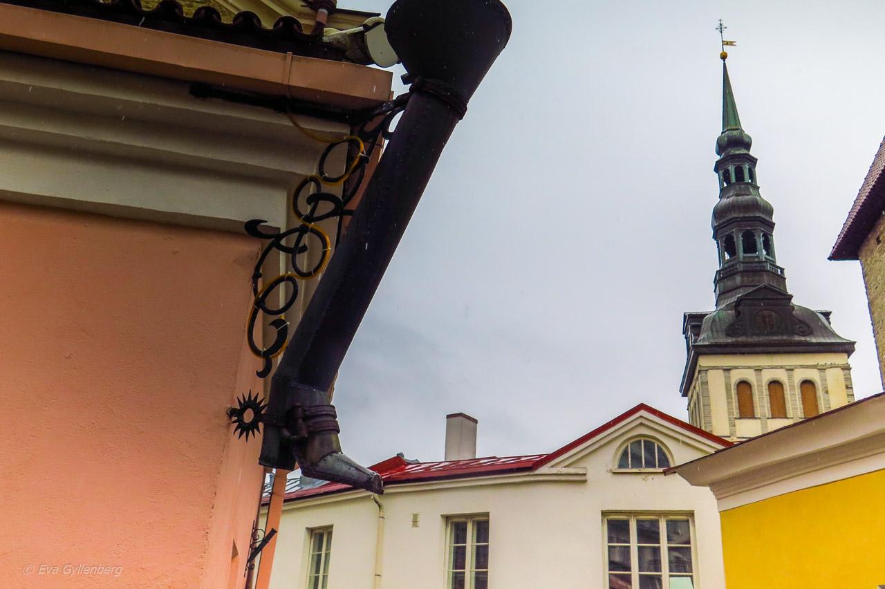 Cowboystövelstuprännan - Tallinn - Estland