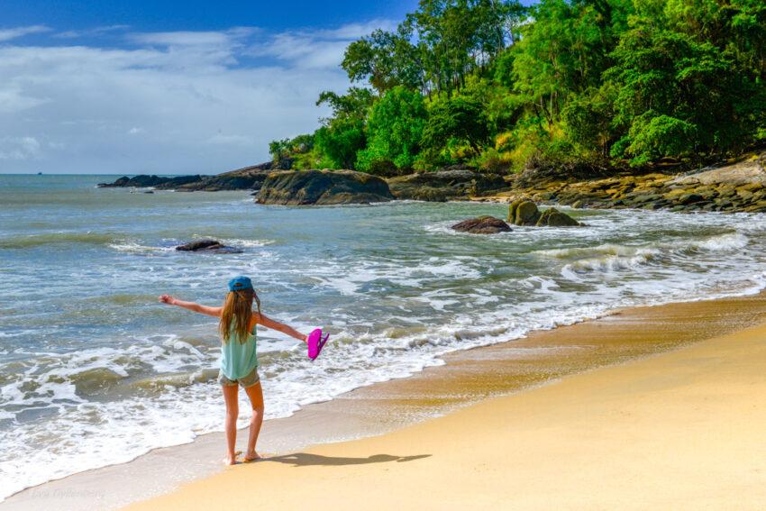 Trinity beach - Cairns