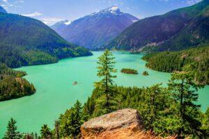 Äventyr kring North Cascades och Mount Baker 25