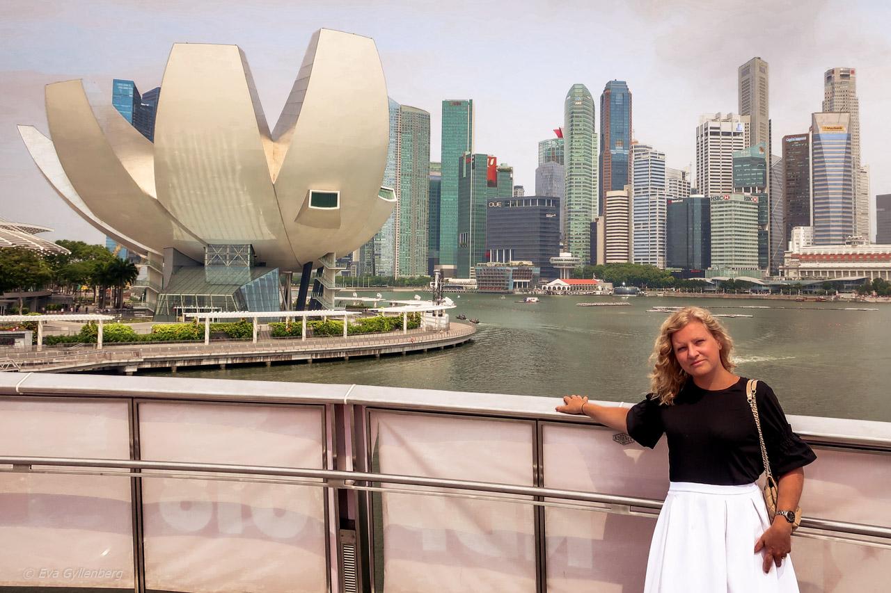 Eva i Singapore