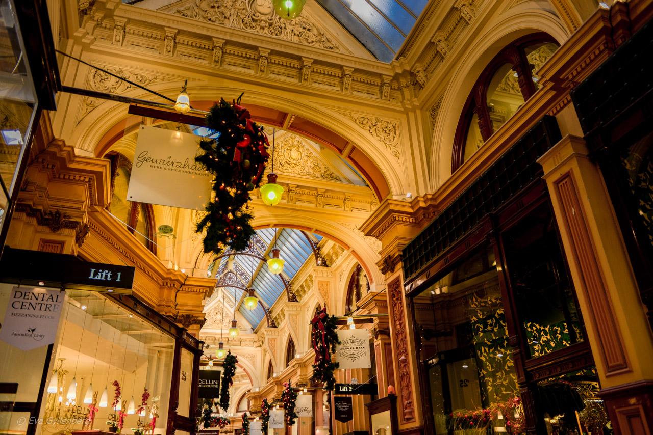 Melbourne - Royal Arcade